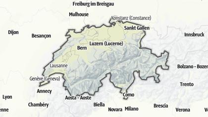 Top 10 Ski Touring Routes in Switzerland