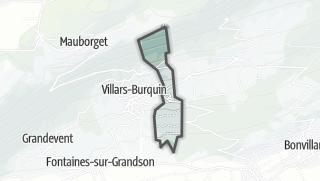 Карта / Vaugondry