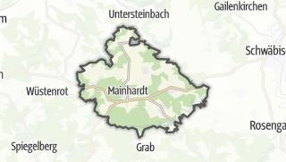 地图 / Mainhardt