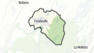 Карта / Froideville