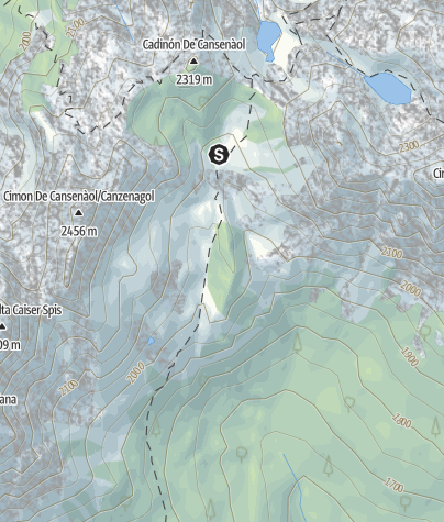 Map / Lago di Cece C1