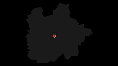 Karte / Schwingbogen-Runde (Blau-Ring) ~ von Muggendorf nach Neudorf und zurück