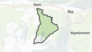 Karte / Bürchen