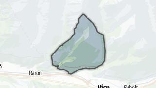 Karte / Ausserberg