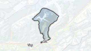 Карта / Naters