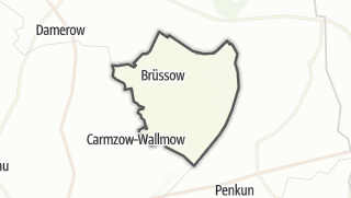 Karte / Brüssow