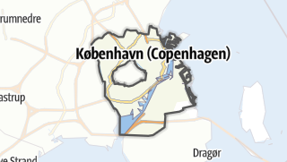 Térkép / København