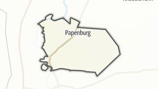 Mapa / Papenburg