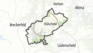 Cartina / Schalksmühle