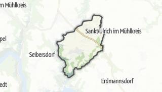 地图 / Kleinzell im Mühlkreis