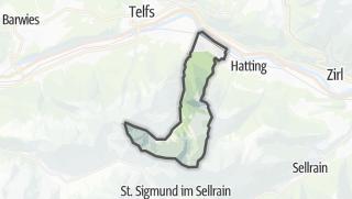 Karte / Flaurling