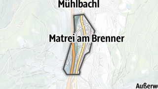 Karte / Matrei am Brenner