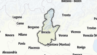 Karte / Brescia