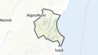Map / Supramonte