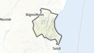 地图 / Supramonte
