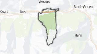 Karte / Chambave