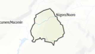 地图 / Barbagia
