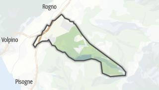 Karte / Pian Camuno
