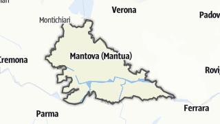 Karte / Mantova