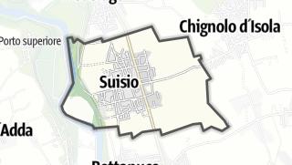 Hartă / Suisio