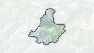 מפה / Forni di Sotto