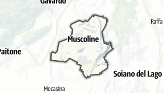 Karte / Muscoline