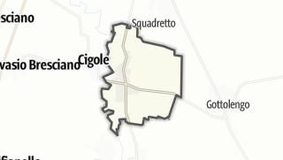 מפה / Pavone del Mella