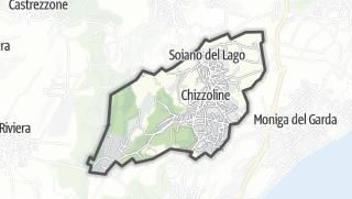 Karte / Soiano del Lago
