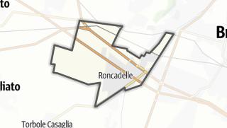 מפה / Roncadelle