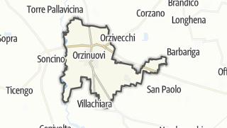מפה / Orzinuovi