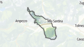 מפה / Enemonzo
