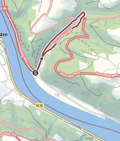 Karte / +++ Mit Kinder +++ Durch's Kohlbachtal zum Teufelsloch