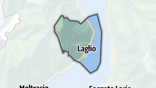 Hartă / Laglio