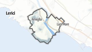 Carte / Ameglia