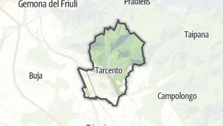 מפה / Tarcento