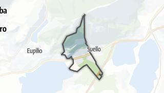 地图 / Cesana Brianza
