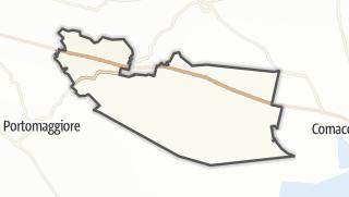 地图 / Ostellato