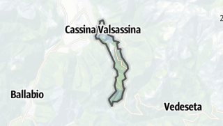 Carte / Cassina Valsassina