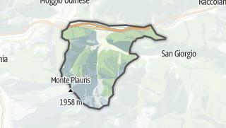 מפה / Resiutta