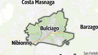 地图 / Bulciago