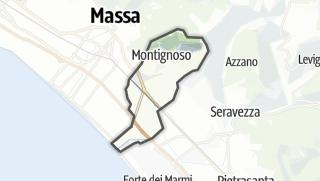 地图 / Montignoso