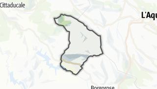 Mapa / Fiamignano