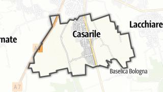 Mapa / Casarile