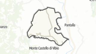 Carte / Fratta Todina