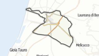 Mapa / Rosarno