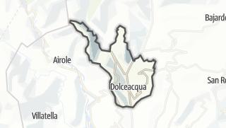地图 / Dolceacqua