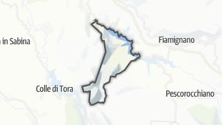 Mapa / Varco Sabino