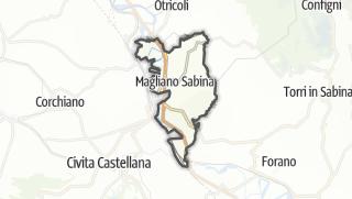 Mapa / Magliano Sabina