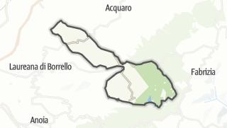 Mapa / San Pietro di Caridà