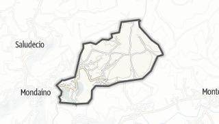 Mapa / Montegridolfo